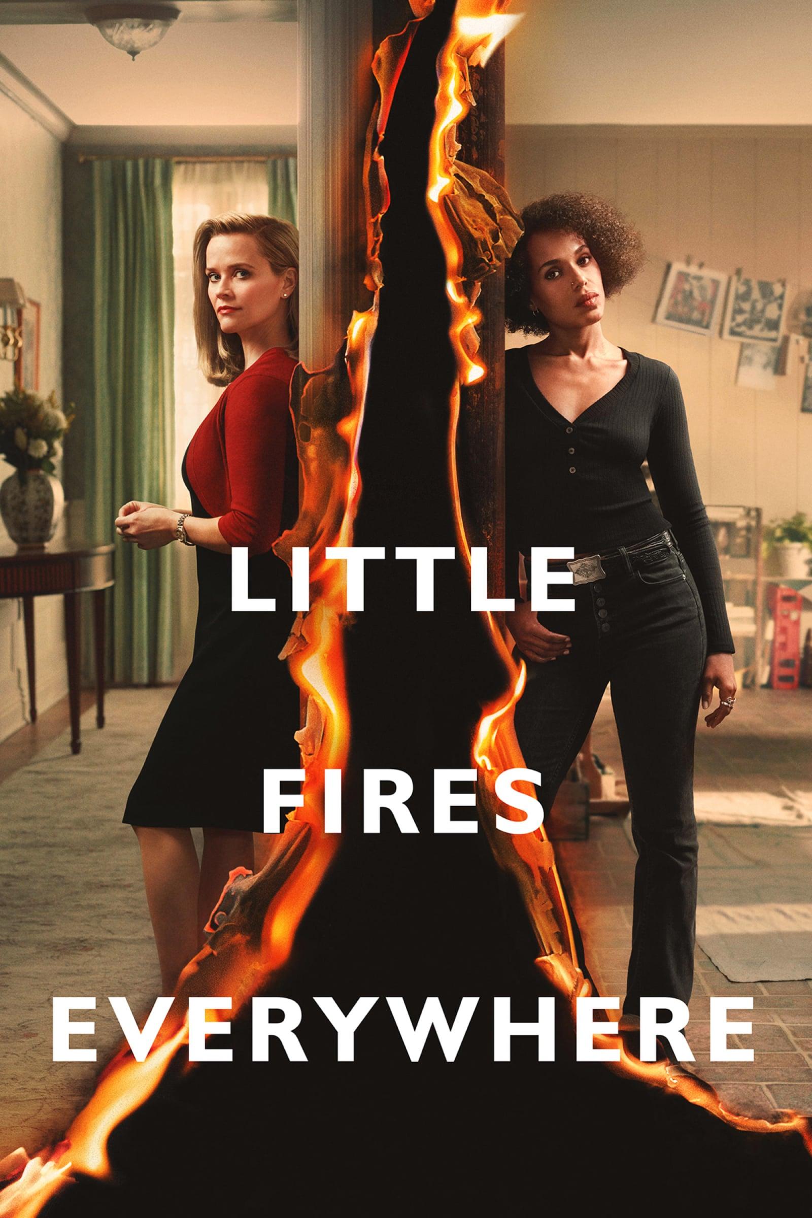 Póster de la serie Little Fires Everywhere Miniserie 1